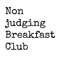 Non Judging Breakfast Club Photographic Print