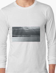 Sunset Stavanger Norway Long Sleeve T-Shirt