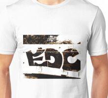 EDC Graffiti  Unisex T-Shirt