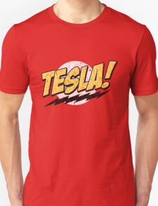 Tesla! (Distressed) T-Shirt
