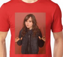 Ellen Page Stuff Unisex T-Shirt