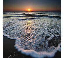 Playa sunrise  Photographic Print