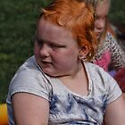 the little red headed kid by vigor