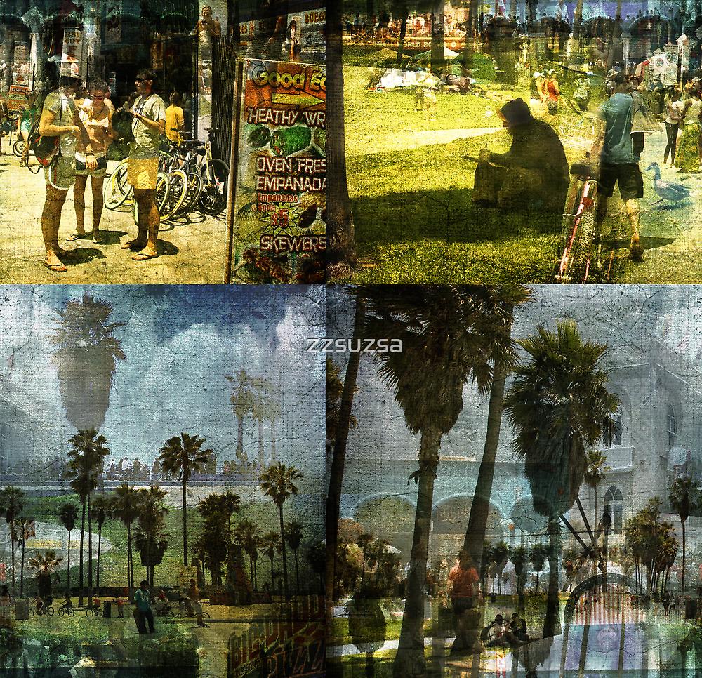 Venice California by zzsuzsa