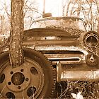  &quot; Tired &quot; Old Mercury ...............being recycled by bulldawgdude