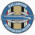 Iraq Campaign CIB by jcmeyer