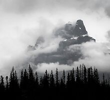 Castle Mountain by Alex Preiss