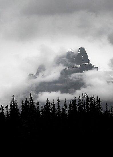 Castle Mountain by Alex Preiss