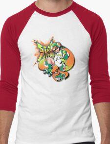 Mark your Turf! Men's Baseball ¾ T-Shirt