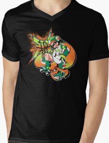 Mark your Turf! Mens V-Neck T-Shirt