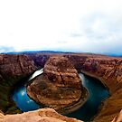 Horseshoe Bend by petitejardim