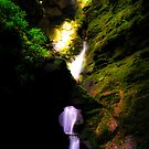 Dreamily Tranquility - St Nectan's Glen - Cornwall by Photoplex