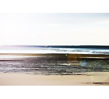 ~at the beach~ Photographic Print
