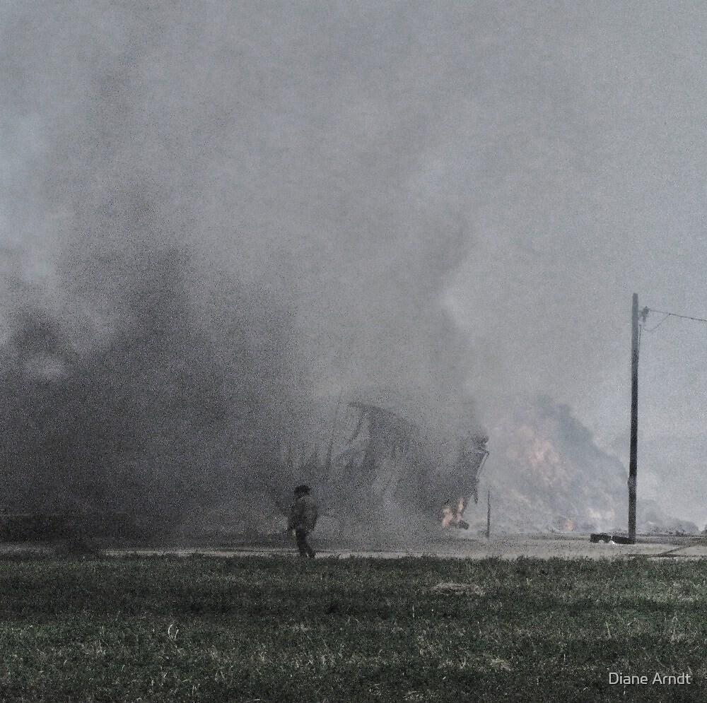 A Fireman's Hell by Diane Arndt