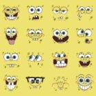 Spongebob Squarepants Faces by suburbia