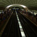 Metro Center by Chuck Chisler