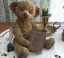timeless teddy by chrissy mitchell