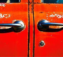 RED DOORS by bulldawgdude