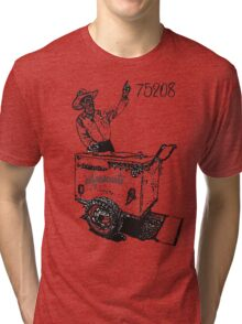 Paleta 75208 Tri-blend T-Shirt