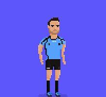 Santiago Tero by pixelfaces