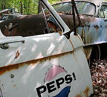 No Coke.... Pesi, Pepsi by bulldawgdude