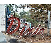 Dixie Photographic Print