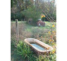 Bug , Bath & Beyond Photographic Print