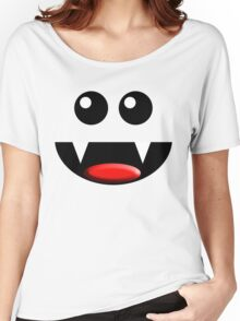 SMILE Women's Relaxed Fit T-Shirt