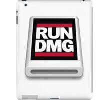 RUN DMG iPad Case/Skin