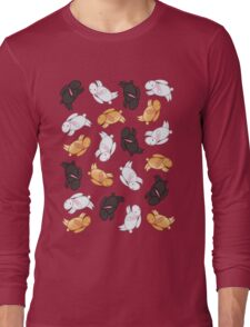 Bunnies! Long Sleeve T-Shirt