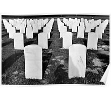 National Cemetary Poster