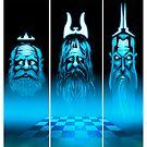 Three Ancients by GameOfKings
