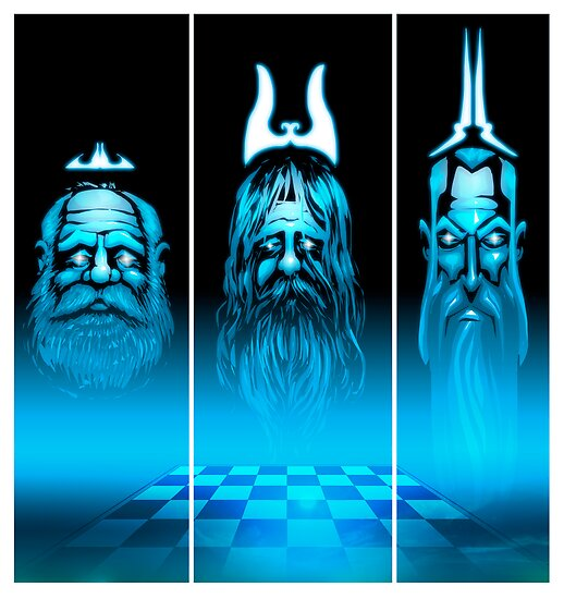 Three Ancients by GameOfKings