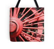 Wheel 1880 Tote Bag