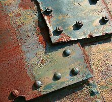 Bolts and Rivets by Christopher Herrfurth