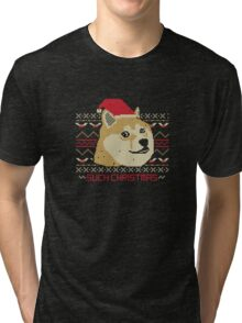 Such Christmas! Tri-blend T-Shirt