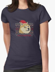 Such Christmas! Womens Fitted T-Shirt
