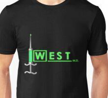 House Meets Re-Animator Unisex T-Shirt