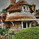 Circular Cottage, Blaise Hamlet...........! by Roy  Massicks