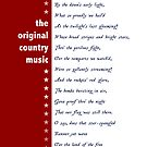 The Original Country Music by LTDesignStudio
