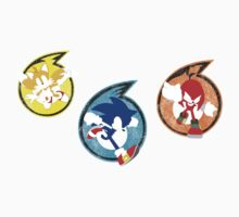 Team Sonic Kids Clothes