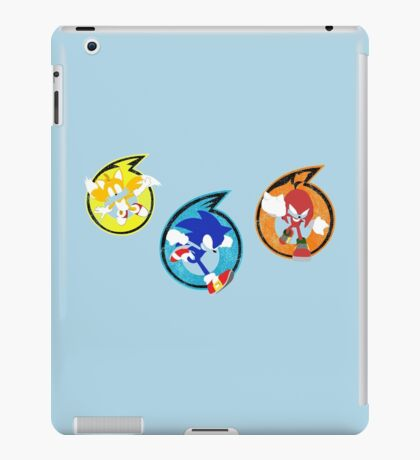 Team Sonic iPad Case/Skin