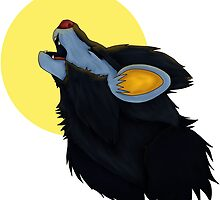 HOWLING LUXRAY by TehJaxks