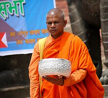 Still Monk by Sati