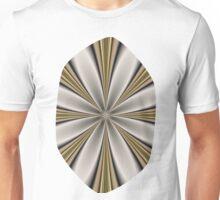 Fractal Flower in CMR 01 Unisex T-Shirt