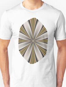 Fractal Flower in CMR 01 T-Shirt
