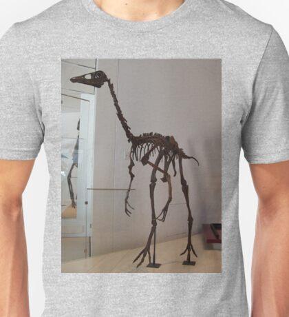 Tiny Ornithomimus Unisex T-Shirt