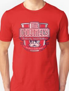 The Colonel's Kentucky Fried Chicken Unisex T-Shirt