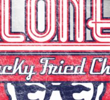 The Colonel's Kentucky Fried Chicken Sticker
