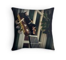 Yesterday, love was such an easy game to play. Throw Pillow